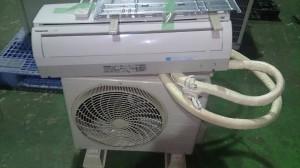 エアコン 回収