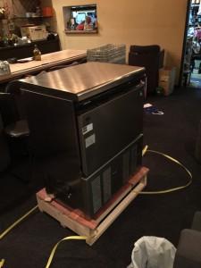 製氷機 回収