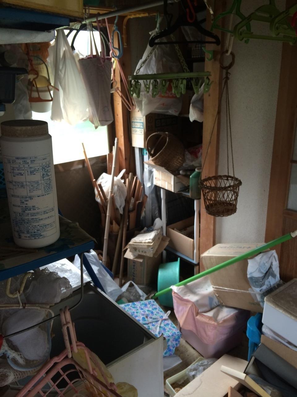 ゴミ屋敷 清浄